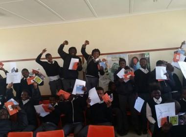 Noupoort Wind Farm's schools Programme