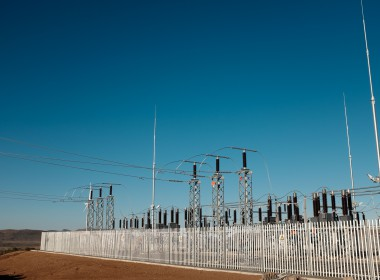 Noupoort Wind Farm Connects to Eskom Grid