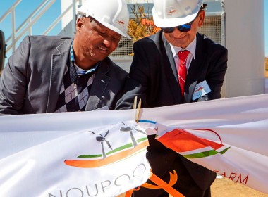 Noupoort Wind Farm Officially declared Operational by Community Leaders