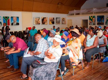 Noupoort Community Trust's First AGM draws Community together